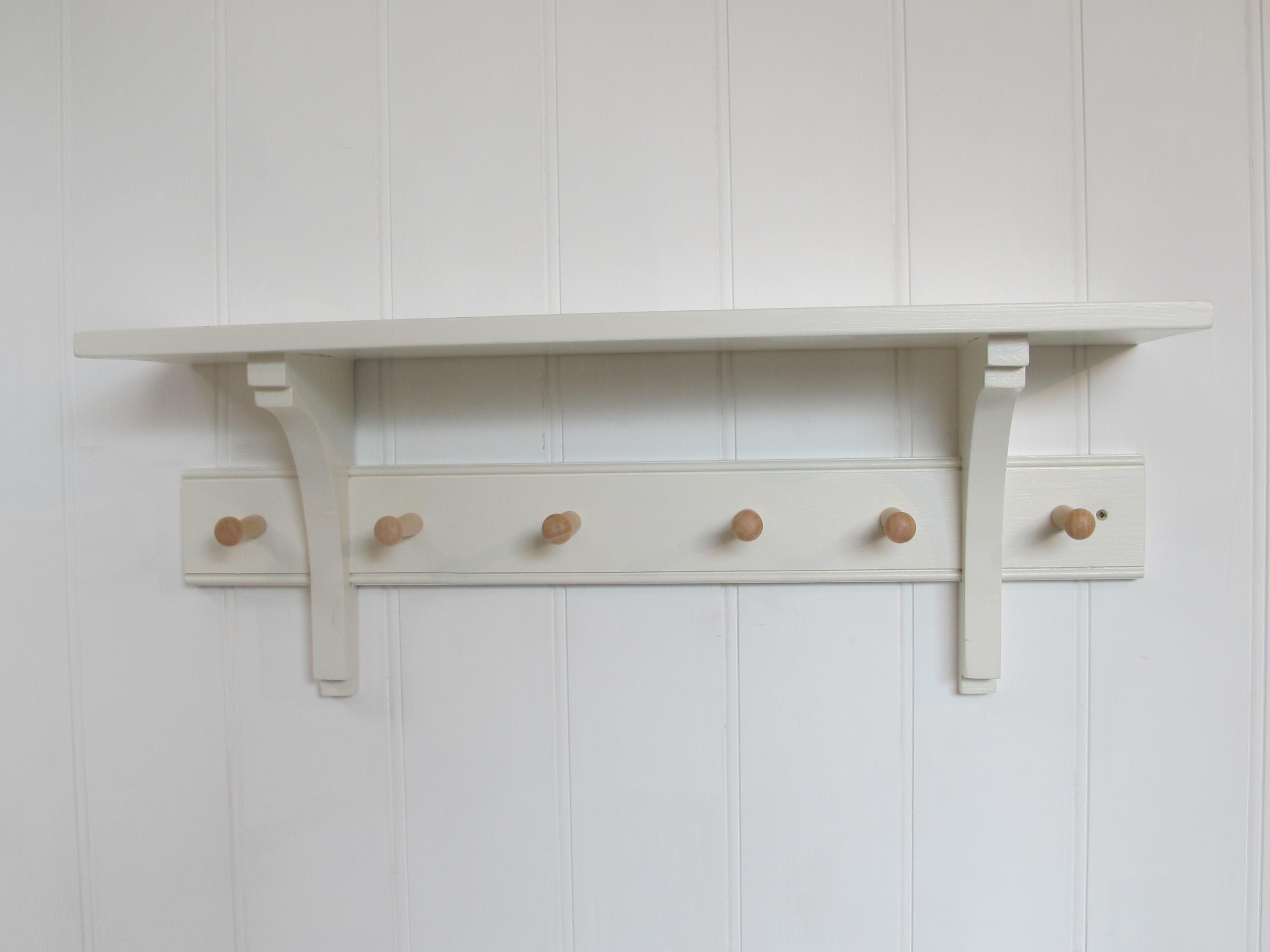 Shaker shelf 75cm