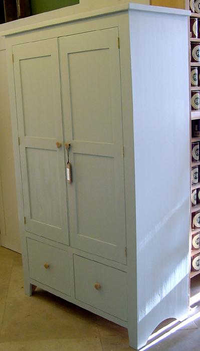 Larder cupboard, panelled