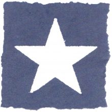 Providence_Paint_Blue_star_stamp_8cm